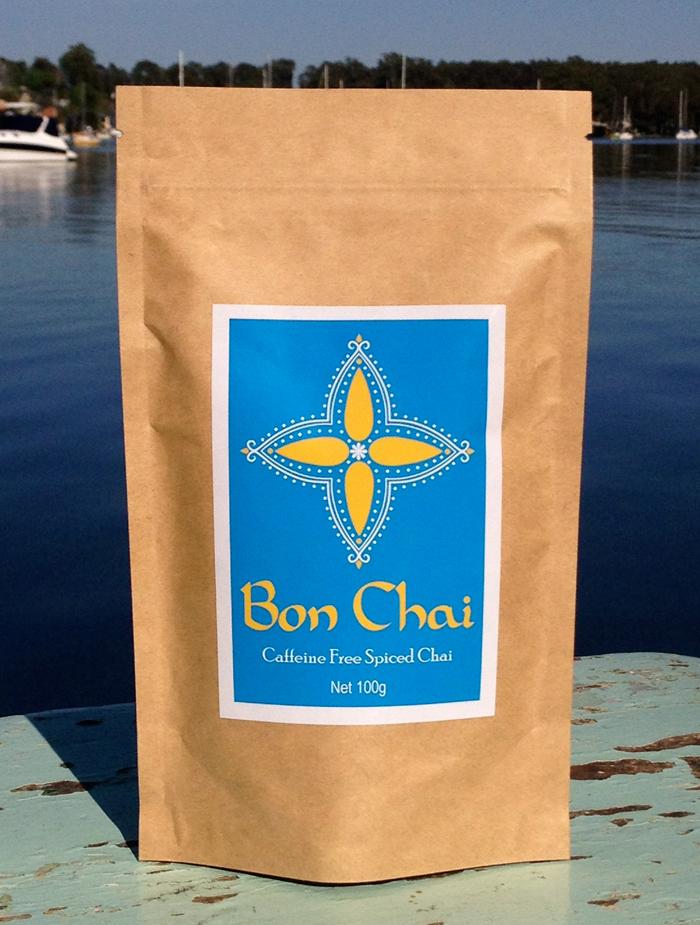 Caffeine Free Spiced Chai